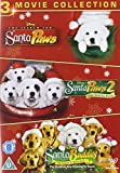 Santa Paws Triple [ The Search for Santa Paws / Santa Paws 2 / Legend Of Santa Paws ] [DVD]