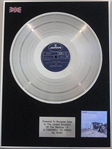 Rush-LP-Farewell Platinum A disco A Kings