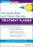 img - for The Social Work and Human Services Treatment Planner, with DSM 5 Updates (PracticePlanners) book / textbook / text book
