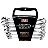 Do it Best 6-piece Metric Combination Wrench Set-6PC METRIC WRENCH SET