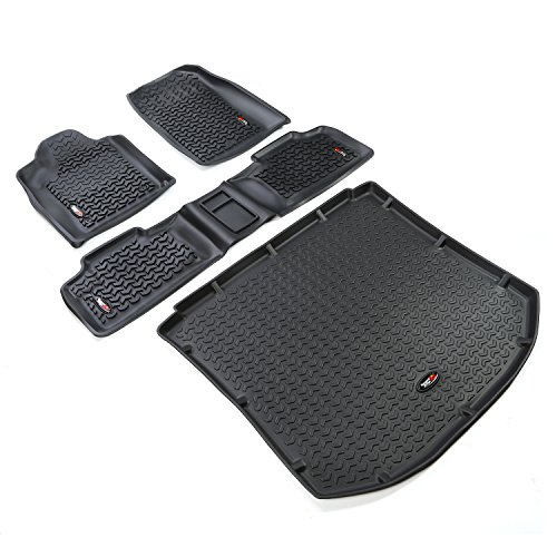 rugged-ridge-1298826-all-terrain-black-front-rear-cargo-floor-liner-kit-for-11-16-jeep-grand-cheroke