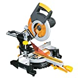 RAGE3 255mm Multipurpose Sliding Mitre Saw - 110V