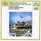 Mozart : Concertos pour piano Nos 25 & 27
