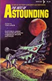 The Best of Astounding (0894370243) by Clifford D. Simak
