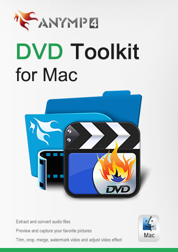 DVD Software Toolkit for Mac is the best DVD Software to convert/rip/create/copy DVD/Video software on Mac [Download] (Video Convert Software compare prices)