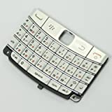 [Pearl White] Brand New Original OEM Genuine Chinese Cang-Jie Keyboard Keypad Button Buttons Key Keys FOR BlackBerry Bold 9700 Reviews