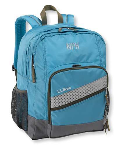 L.L.Bean Boys' L.L.Bean Deluxe Plus Backpack Black One Size