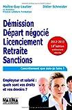 echange, troc Guy Lautier, Didier Schneider - Démission, départ négocié, licenciement, retraite,  sanction : Employeur et salarié : quels sont vos droits et vos devoirs