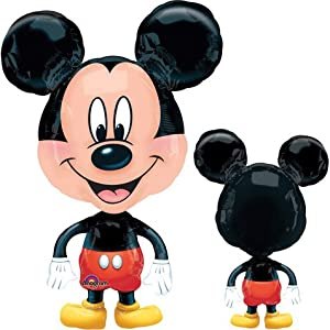 Ballon aluminium super forme mickey mouse avec poids cuisine maison - Jeux de cuisine de mickey ...