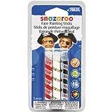 Snazaroo Face Paint Sticks - Boys, Set of 3