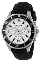 Sector Unisex R3251161001 Marine 230 Analog Stainless Steel Watch