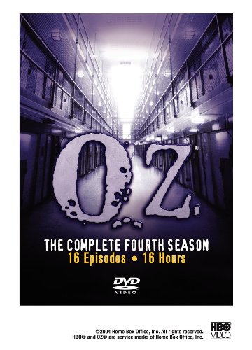Oz: Complete Fourth Season [DVD] [Import]