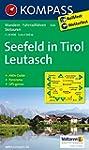 Carte touristique : Seefeld in Tirol,...