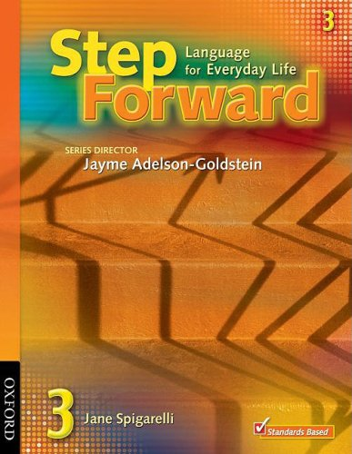 Step Forward 3: Language for Everyday Life Student Book and Workbook Pack