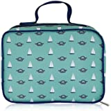 BlueAvocado-XO(ECO) Lunch Case, Green Nautical