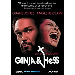 Ganja & Hess: Kino Classics Remastered Edition