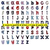 TrickyBoo - The Name Nike in small case letters 9cm diy iron on patches decorating fabric fabric Summer swimwear Middle Ages Alligators Crocodiles Graduation Middle Ages Sugar lace Fruits Vegetables p q 2 n