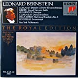 Copland: Danzon Cubano; El Salon Mexico; Grofe: Grand Canyon Suite; Revueltas: Sensemaya; et al (Bernstein Royal Edition No. 27 of 100)
