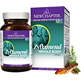 New Chapter's #1 Selling Herbal, Zyflamend Wholebody w/ Turmeric and Ginger - 180 sg (90 Day Supply)