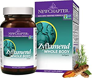 New Chapter Zyflamend Wholebody, with Turmeric and Ginger - 180 ct