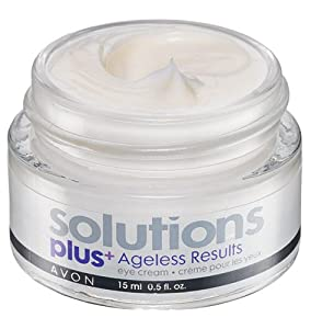 Avon Solutions plus+ Ageless Results Eye Cream
