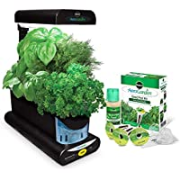 Miracle-Gro AeroGarden Sprout with Gourmet Herb Seed Pod Kit (Black)
