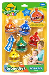 Crayola Beginnings Baby Pop and See