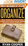 Organize: Simplify And Organize By 5...