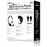 PlayStation 3 3-in-1 Gamers Pack