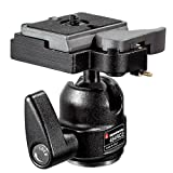 Manfrotto MN-484RC2 Ball Head with Q/R Plate