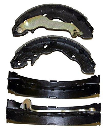 Monroe Bx715 Bonded Brake Shoe front-187071