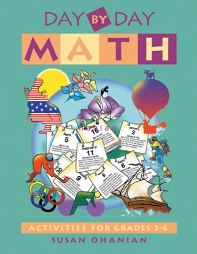 Day By Day Math: Activities For Grades 3-6