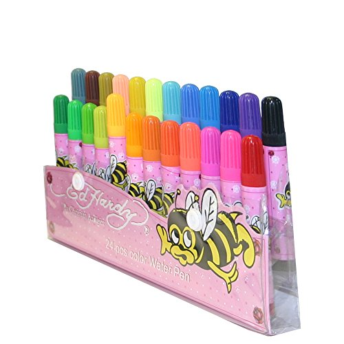 Ed Hardy Ron Bee Color Marker Set - Pink