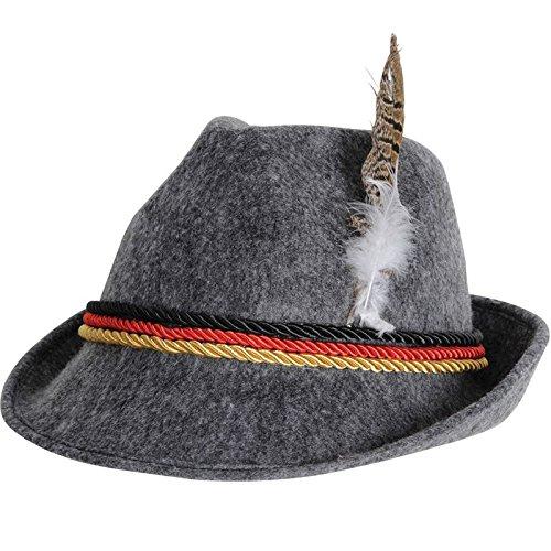 Beistle 207097 German Alpine Hat