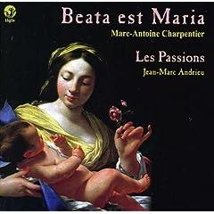 Marc-Antoine Charpentier: Beata Est Maria
