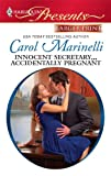 Innocent Secretary... Accidentally Pregnant (Harlequin Larger Print Presents)
