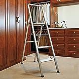 Ultralight Slimline 4-Step Ladder - Frontgate