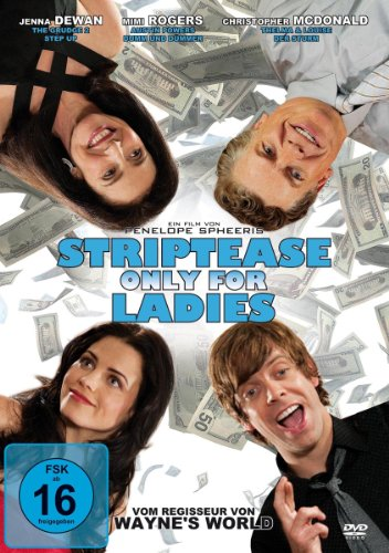 Striptease only for Ladies (DVD)