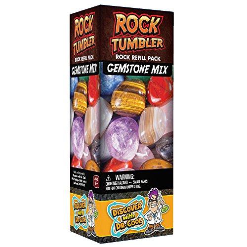 Rough Gemstone Rock Tumbler