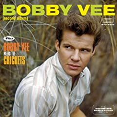 Bobby Vee (Second Album) + Bobby Vee Meets the Crickets [Bonus Track Version]