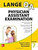 img - for LANGE Q&A Physician Assistant Examination, Seventh Edition (Lange Q&A Allied Health) book / textbook / text book