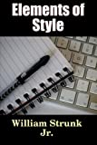 img - for Elements of Style (Writing & Publishing) (Volume 2) book / textbook / text book