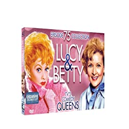 TV's Comedy Queens - Lucy & Betty - 70 Episode Collection