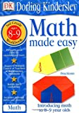 Math Made Easy: Third Grade Workbook (Math Made Easy)