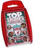 Liverpool Football Club 2012 Top Trumps Specials Card Game