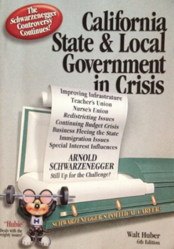 California State and Local Government in Crisis