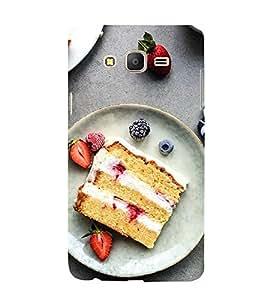 ifasho Designer Phone Back Case Cover Samsung Galaxy On5 (2015) :: Samsung Galaxy On 5 G500Fy (2015) ( Bob Marely Art Music Smoking Kills )