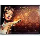 Beauty Adventskalender MakeUp Kosmetik für Sie - Damen Schminke Weihnachtskalender für Frauen Schminkset - von matrasa