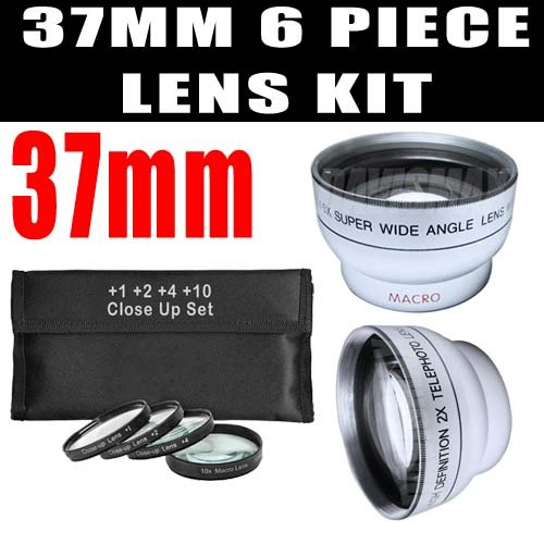 70-200mm VR 28-300mm VR Lens Caps UV, Fluorescent, Polarizer Lens Bag and High Resolution 3-piece Filter Set Macro /& 2X Telephoto Lens Includes For The Nikon 24-120mm VR 80-200mm 77mm DM Optics 0.45X Wide Angle Lens 80-400mm VR For Any Of These N