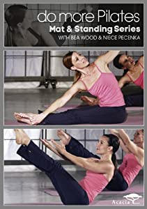 Do More Pilates [DVD]